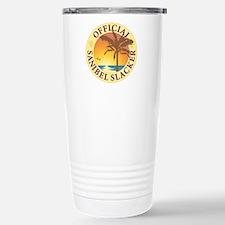 Sanibel Slacker - Stainless Steel Travel Mug