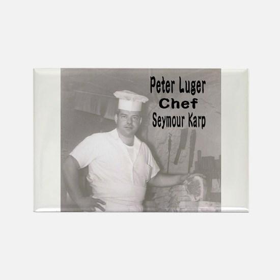 Chef Seymour Karp Magnets