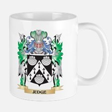 Judge Coat of Arms - Family Crest Mugs