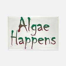 Algae Happens - Rectangle Magnet