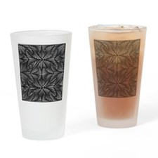 Marker Drawing v7 Drinking Glass