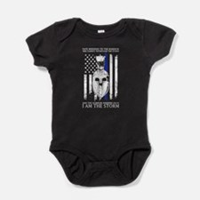 I AM THE STORM Baby Bodysuit