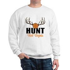 Hunt West Virginia Sweatshirt