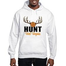 Hunt West Virginia Hoodie