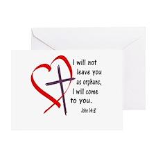 John 14:8 Greeting Card