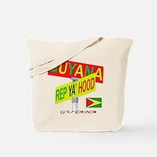 REP GUYANA Tote Bag