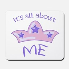 All About Me Mousepad