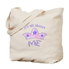 All About Me Tote Bag