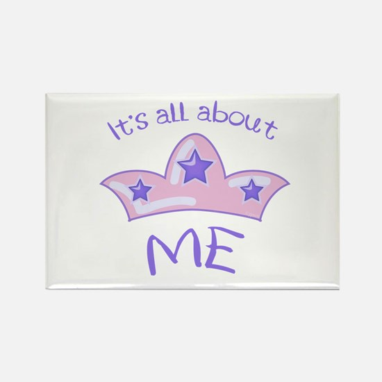 All About Me Rectangle Magnet