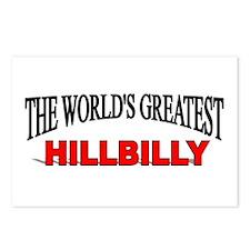 """The World's Greatest Hillbilly"" Postcards (Packag"