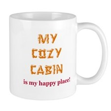 """My Cozy Cabin"" Mug"
