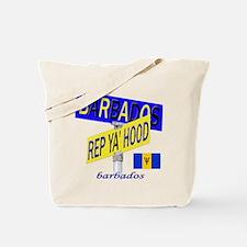 REP BARBADOS Tote Bag