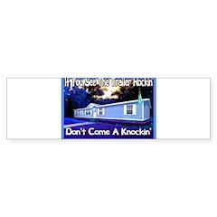 Trailer Rockin Bumper Bumper Sticker