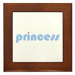 29. Princess Framed Tile