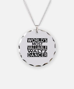World's Most Valuable Waltz Necklace