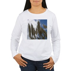 Pampas Grass and Sky T-Shirt