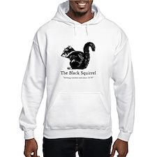 The Black Squirrel -- Hoodie