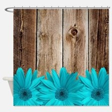 Turquoise Shower Curtains Turquoise Fabric Shower Curtain Liner