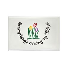 Everythings Coming Up Tulips s Magnets
