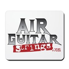 Air Guitar String Mousepad
