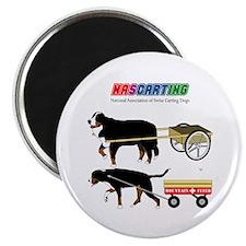 """NASCARTING! 2.25"""" Magnet (10 pack)"""