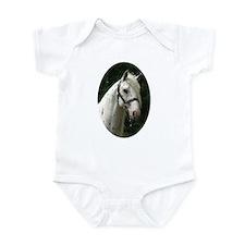 Spanish Jennet Stallion Infant Bodysuit