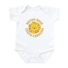 Hilton Head Sun -  Infant Bodysuit