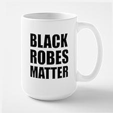 Black Robes Matter Mugs