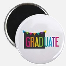 Graduate Flags Magnets