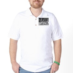 Christmas Eve Golf Shirt