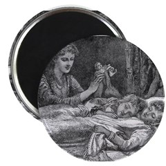 """Christmas Eve 2.25"""" Magnet (100 pack)"""