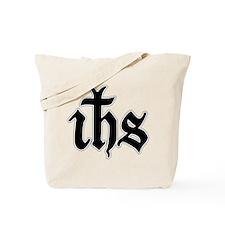 IHS (Jesus Monogram) Tote Bag