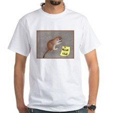 Will work 4 food prairie dog Shirt