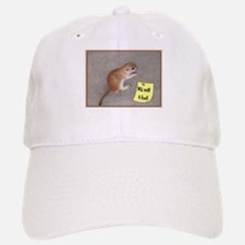Will work 4 food prairie dog Baseball Baseball Cap