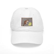 Will work 4 food prairie dog Baseball Cap
