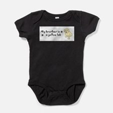 Funny Dogs Baby Bodysuit