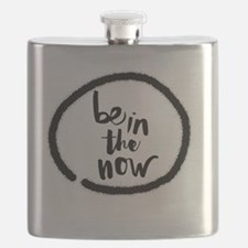 Funny Meditation Flask