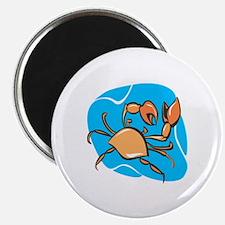 Cute Crab charm Magnet