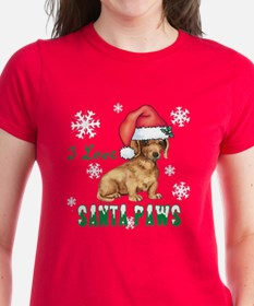 Holiday Dachshund Tee