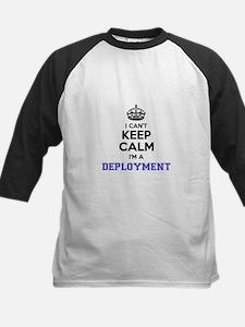 Deployment I cant keeep calm Baseball Jersey