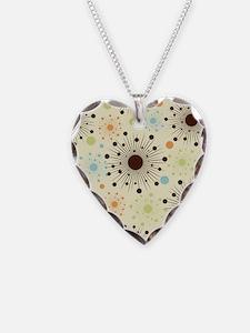 Decorative Modern Pattern Necklace