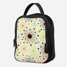 Decorative Modern Pattern Neoprene Lunch Bag