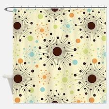 Decorative Modern Pattern Shower Curtain