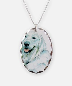 English Retriever Necklace