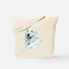 English Retriever Tote Bag