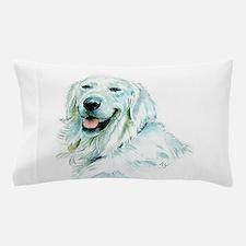 English Retriever Pillow Case