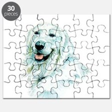 English Retriever Puzzle