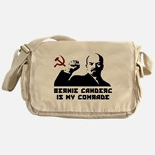 Bernie Sanders Is My Comrade Messenger Bag
