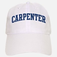CARPENTER design (blue) Baseball Baseball Cap