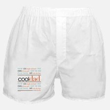 Modern Family Cool Dad Boxer Shorts